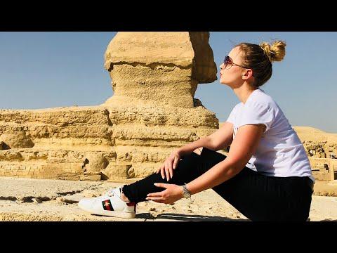 EK CABIN CREW    5 DAYS IN EGYPT