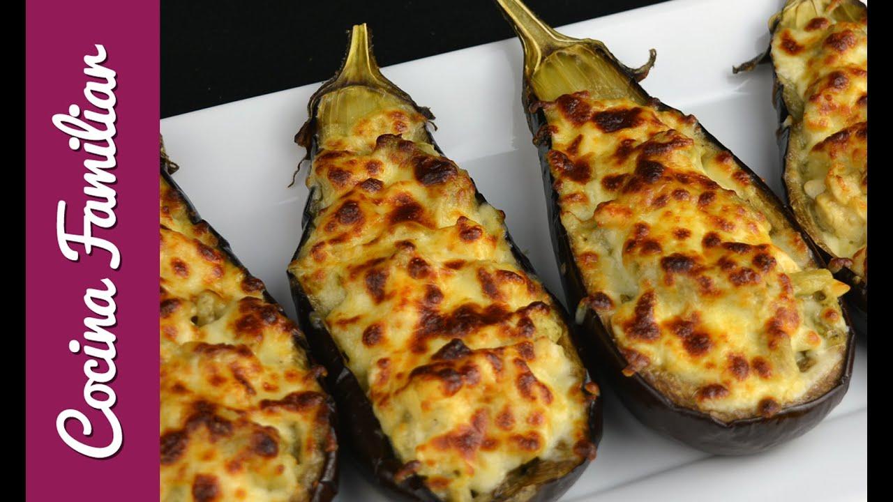 Berenjenas rellenas receta casera javier romero doovi for Javier romero cocina