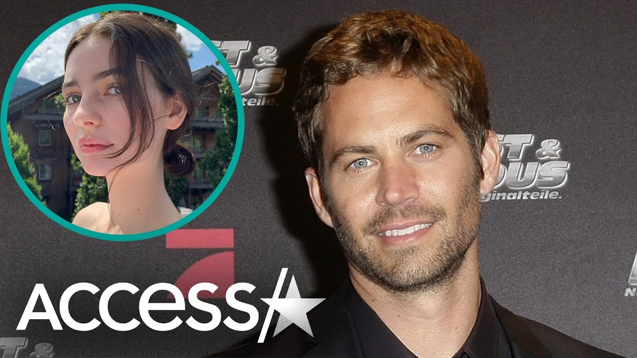 Paul Walker's Daughter Shares Heartwarming Tribute On ...