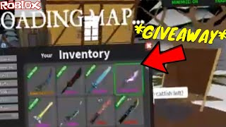 PURPLE HAZE GIVEAWAY! *A RARE GODLY* (ROBLOX MURDER MYSTERY X GIVEAWAY)