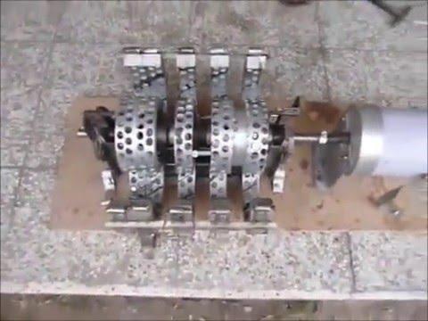 Freie Energie   Magnetmotor