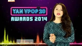 huong giang idol dong hanh cung yan vpop 20 awards 2014