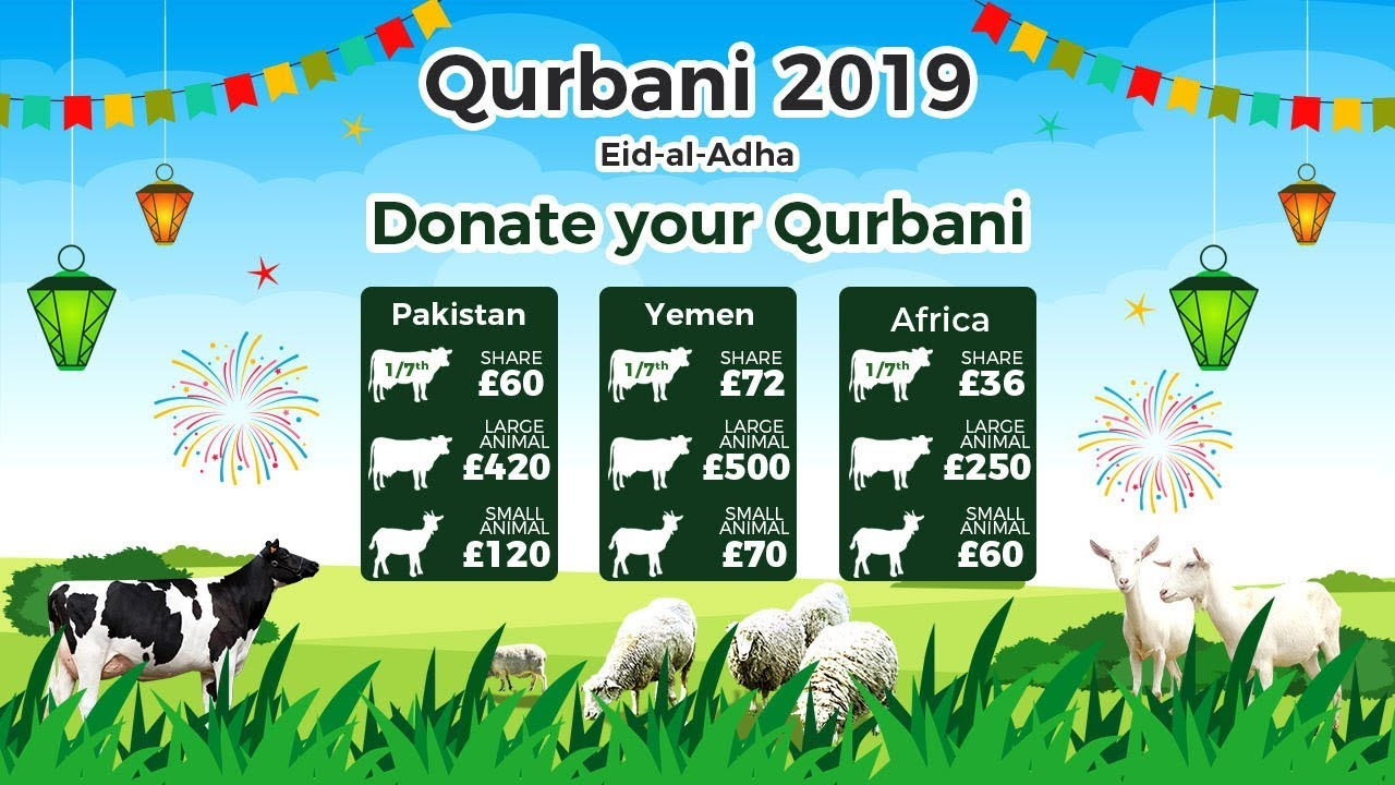 U4H - Donate Your Qurbani