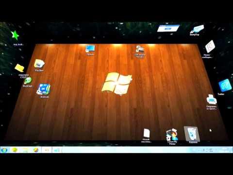 Как поставить картинку на рабочий стол [Windows 7]