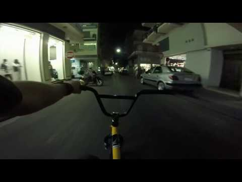Bmx Freedom Riders#1 First Video [RidersInCity]