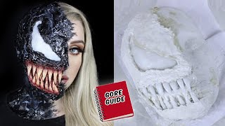 How to Make a Latex Prosthetic at home | Zombie Makeup - Gore Guide Ep 4