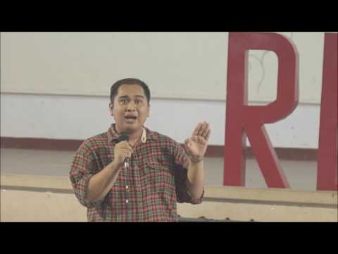 360 turn on how we see environment | Mark Harris Lim at REVxTalks: Agents of Change