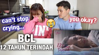 FOREIGNERS REACT BCL - 12 TAHUN TERINDAH (Official Music Video) | Couldn't Stop Crying...