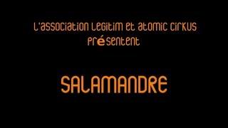 """Salamandre  """"lancement EP"""""""