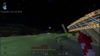 Minecraft Viendo como crece el pasto