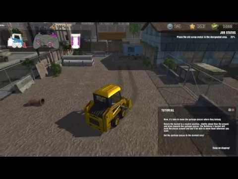 DIG IT! - A Digger Simulator Gameplay - Bulldozer! Part 2 |