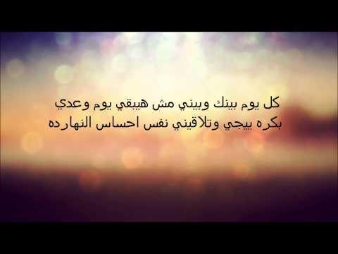 Elissa - Halet Hob (Lyrics) اليسا - حالة حب