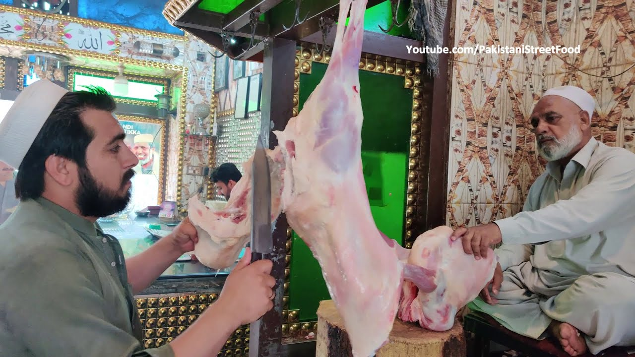 Charsi Mutton Karahi Recipe | Peshawari Charsi Mutton Karahi | Pakistani Street Food