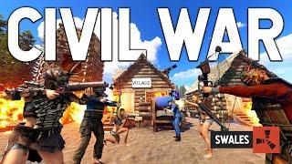 THE VILLAGE CIVIL WAR - RUST
