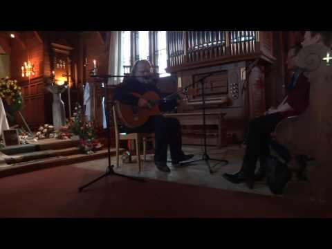 Ain't No Grave Can Hold My Body Down by  Knut Reiersrud at Sven Zetterberg's funeral 20-02-2017