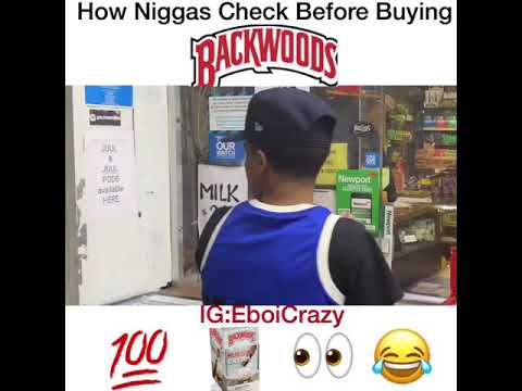 How Men Check Before Buying BackWoods