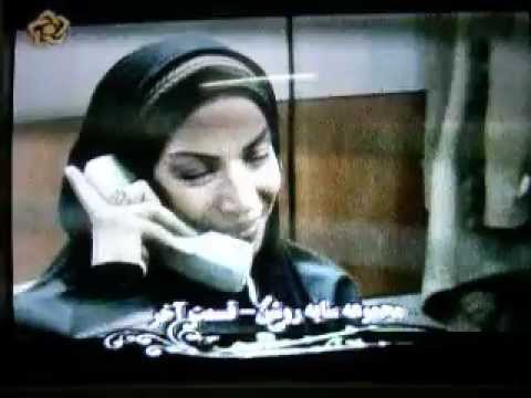 IRAN TV commercial film in Esfahan 2011  IRANIAN LADY