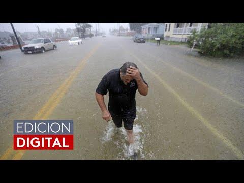 Imelda Causa Estragos En Texas Y Deja A Miles De Residentes Bajo El Agua