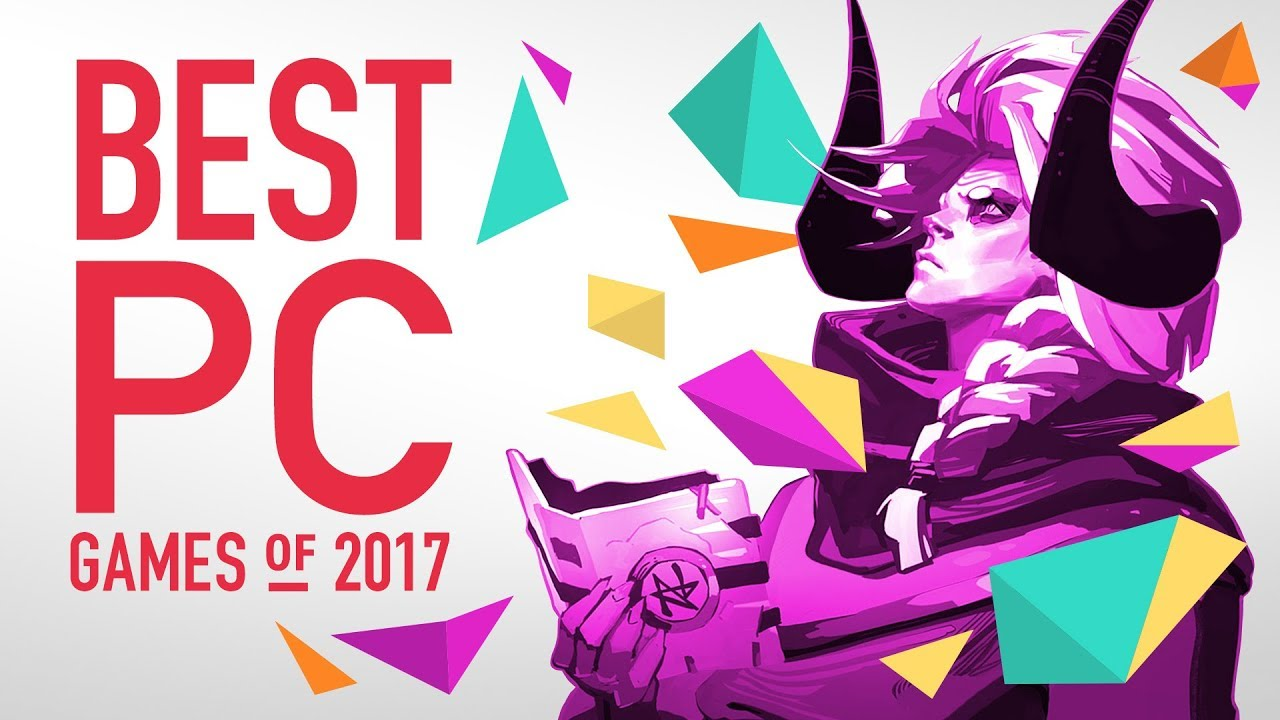 The Best PC Games of 2017 – Nominees
