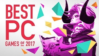 The Best PC Games of 2017 - Nominees