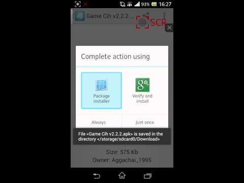 Free Download Game Cih For Any Android Phone