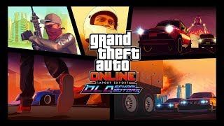 GTA Online Import/Export: Old School Motors Trailer