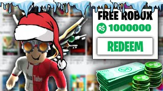 🔴GIFTING ROBUX + PROMO CODES LIVE IN ROBLOX! (Robux Codes) - Roblox