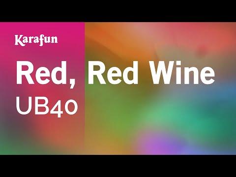 Karaoke Red, Red Wine - UB40 *