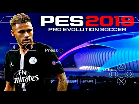 INCREDIBLE!!PES 19 PPSSPP DOWNLOAD|NEW KITS,FACES, TRANSFERS|ON ANDROID HD  GRAPHICS|DOWNLOAD!!!