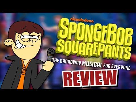 SpongeBob SquarePants: The Broadway Musical REVIEW