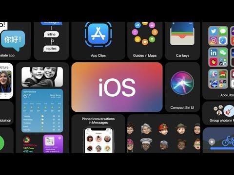 Introducing iOS 14 — Apple — iOS 14 Reveal Trailer
