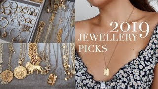 My Jewellery Collection | Essential Pieces for 2019