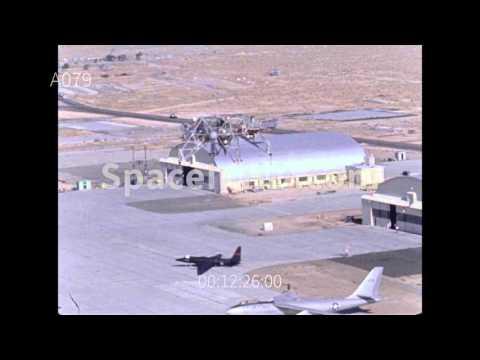 LLRV flight #21, 22, 23, 24 at Edwards, California
