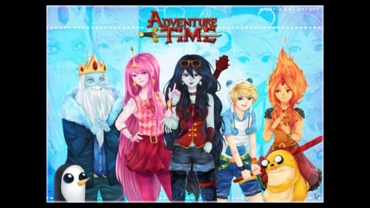 Hora de aventura anime youtube hora de aventura anime altavistaventures Choice Image