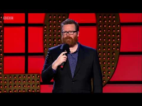 Standup comedy: Frankie Boyle. Not viewable in UK/Ireland. Apr 2015