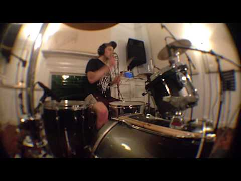 Sum 41- Angels With Dirty Faces (Nick Naylor Drum Cover)