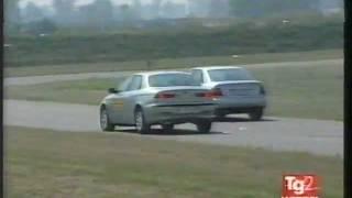 Comparativa Alfa Romeo 156 2.4Jtd vs Audi A4 2.5TDI b5