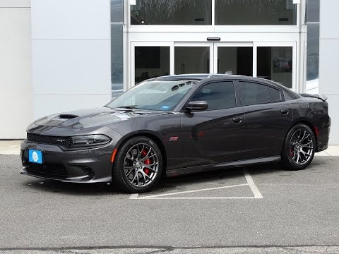 2016 Dodge Charger Srt 392 9321a