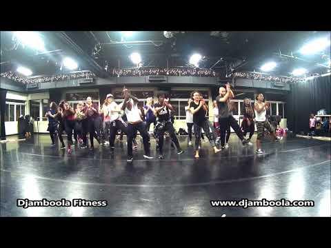ROBOT MACADOR, Debordo - chorégraphie Djamboola Fitness