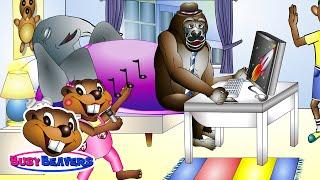 """Bedroom Test"" (Level 1 English Lesson 34) CLIP - Teach Kids English, Learn English, English Test"