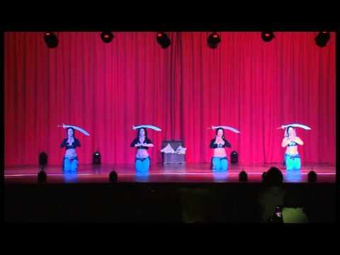 Danse orientale-Les déesses guerrières