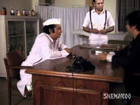 Good comic scene - Asrani Paintal make it a laughter riot -