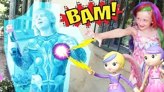 kids betty spaghetty toy challenge real life doll dress up