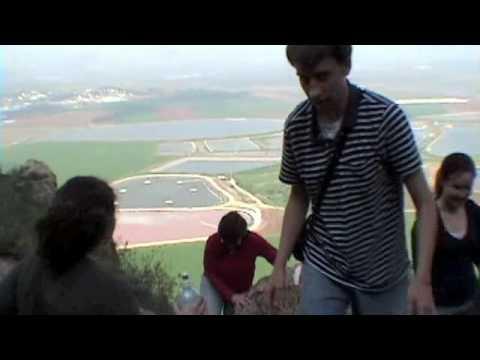 Climbing Mount Gilboa