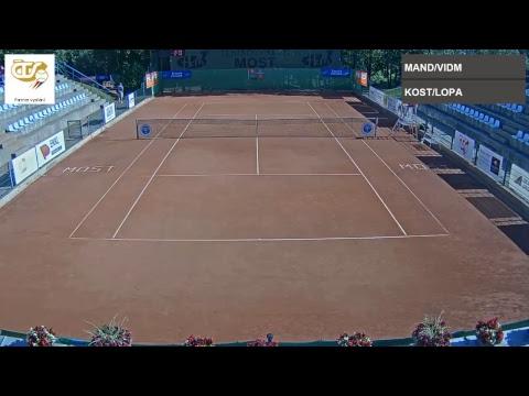28.7.2017 - European Junior Championship, U14 - Most - Center Court