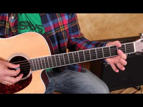 Tears For Fears -Everybody Wants to Rule the World -How to Play on Guitar- Guitar Lesson