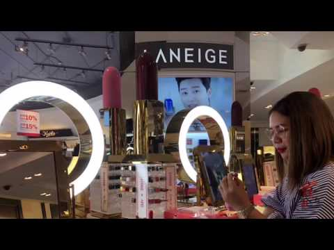 Luxury Brands To Shop At T-Galleria By Duty Free Shop, Guam