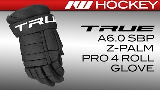 True A6.0 SBP Pro 4-Roll Gloves Review
