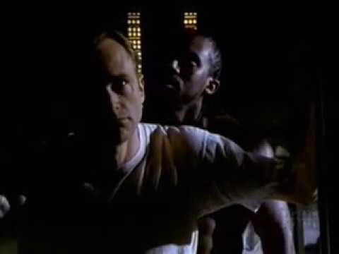 Gay Interracial Sex  The Night In Jail From HBO O.Z