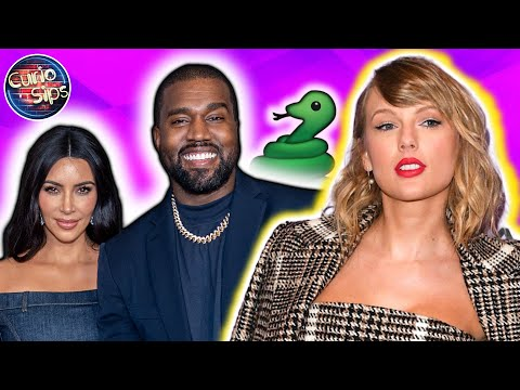 Kim & Kanye Exposed?! Who Lied In The Taylor Swift Drama?